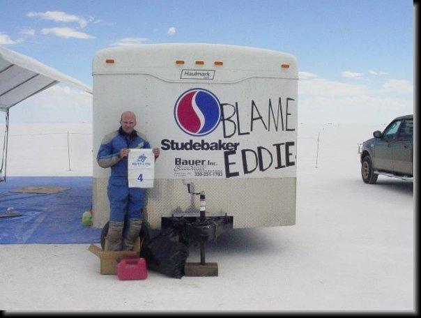 Blame Eddie